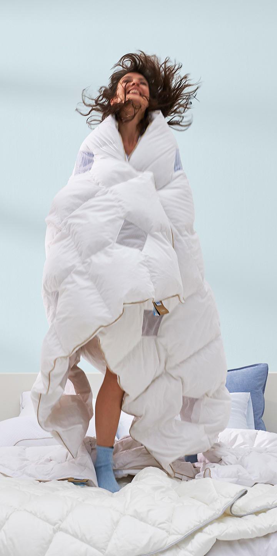 auping dekbed comfort natuur gasse slaapcomfort 3