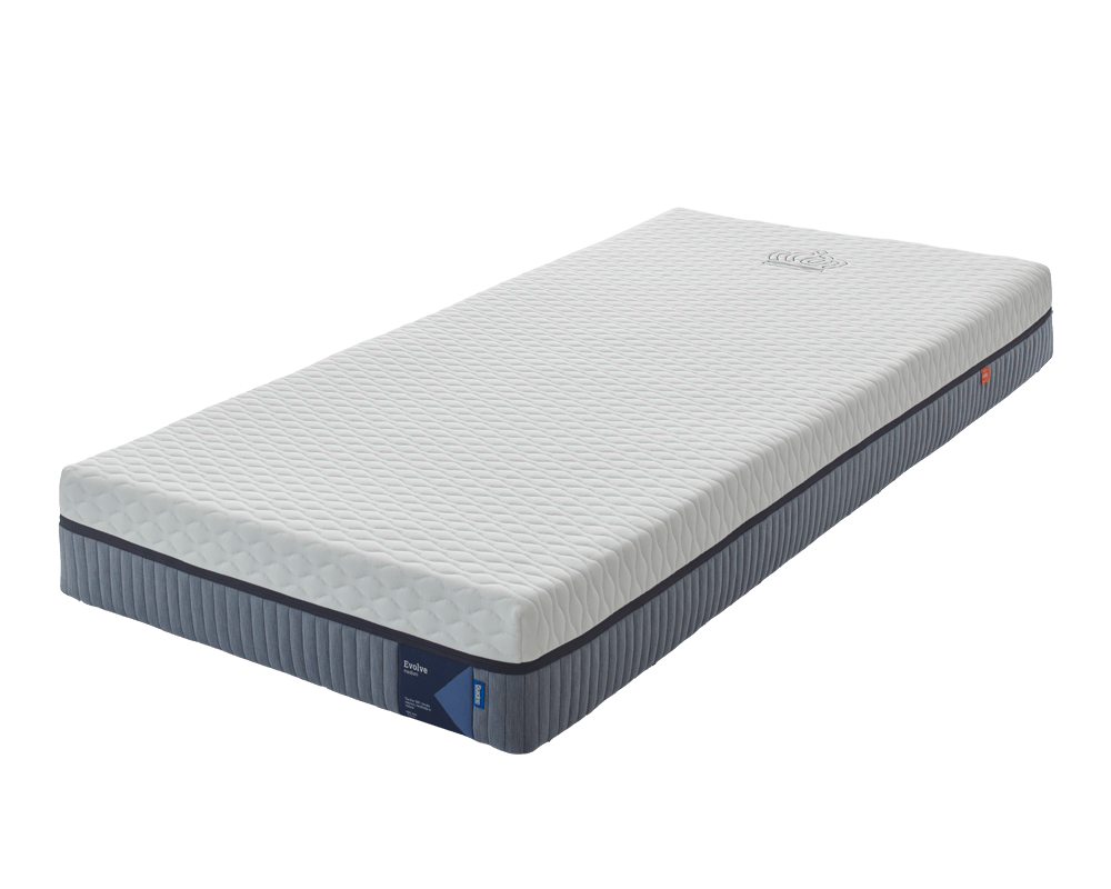 auping evolve matras gasse slaapcomfort detail