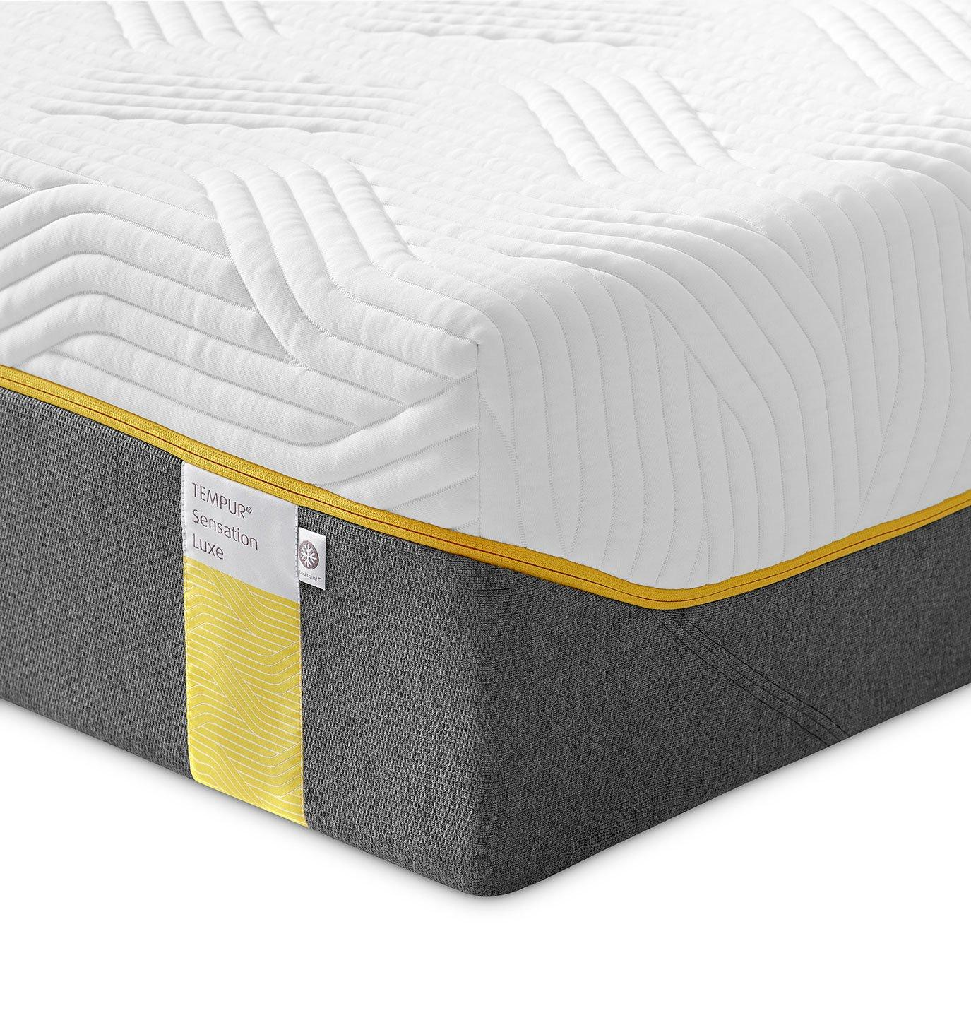 tempur sensation matras gasse slaapcomfort 5