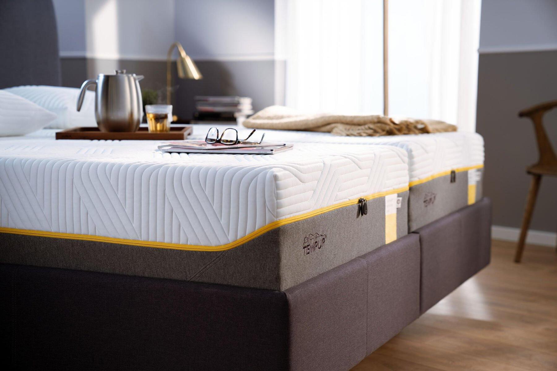 tempur sensation matras gasse slaapcomfort 6
