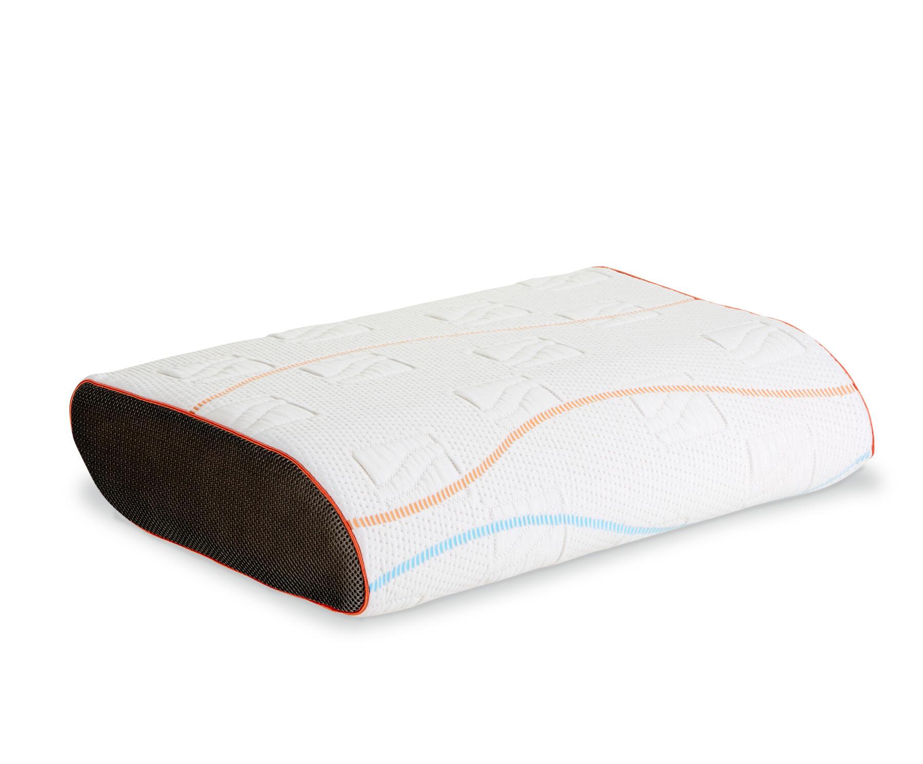 mline kussen pillow you gasse slaapcomfort oranje