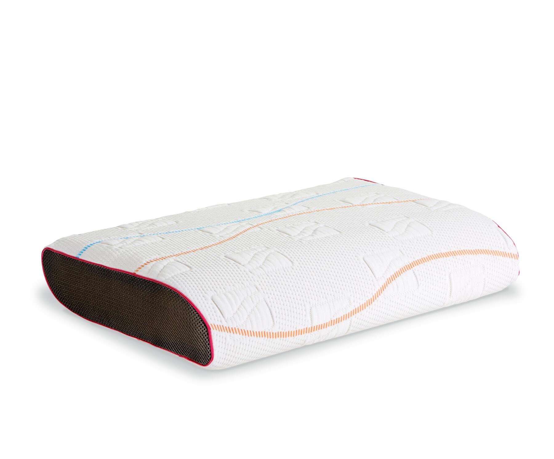 mline kussen pillow you gasse slaapcomfort rood
